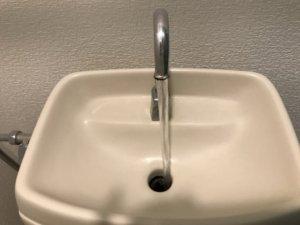 トイレの水