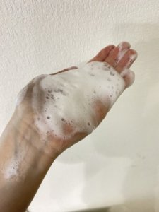 ナチュラグラッセ洗顔